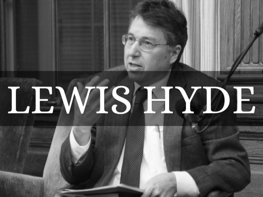 Lewis Hyde