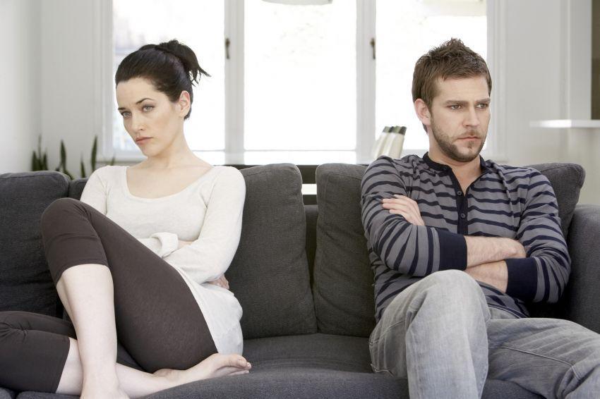 Hubungan kalian tidak lagi nyaman