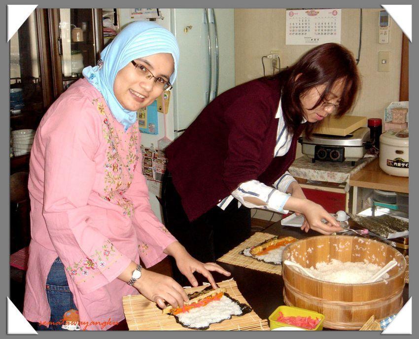Mulai belajar masak