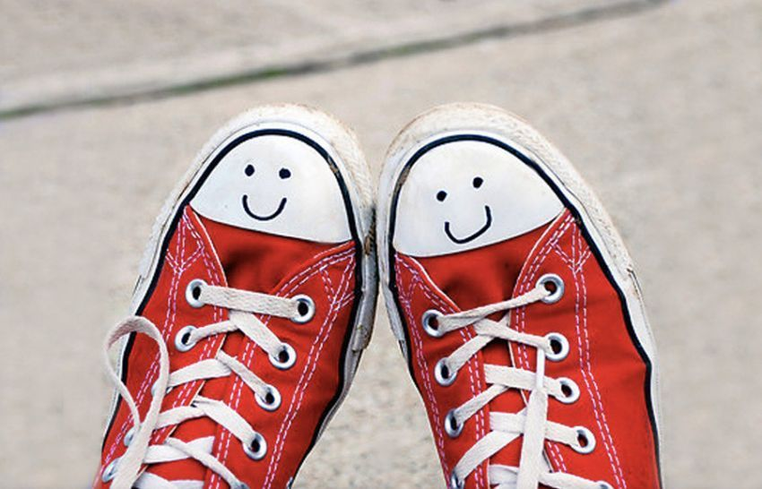Tulus seperti sepasang sepatu