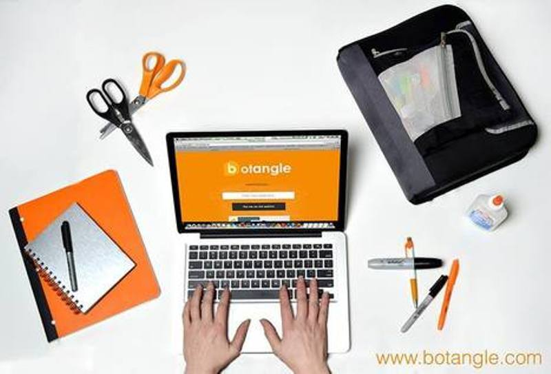 Botangle, layanan online tutorial via video chat