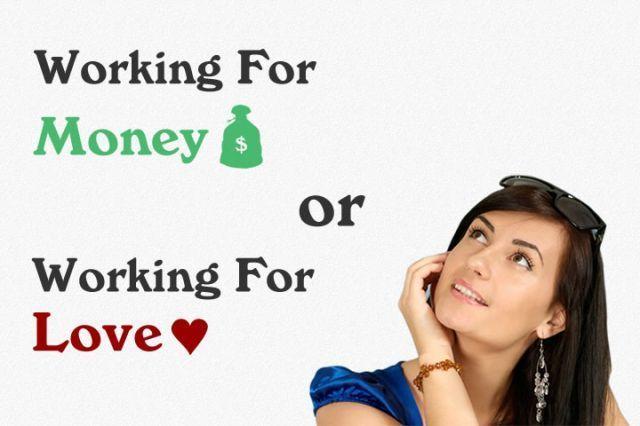 Kerja demi uang atau kebahagiaan?