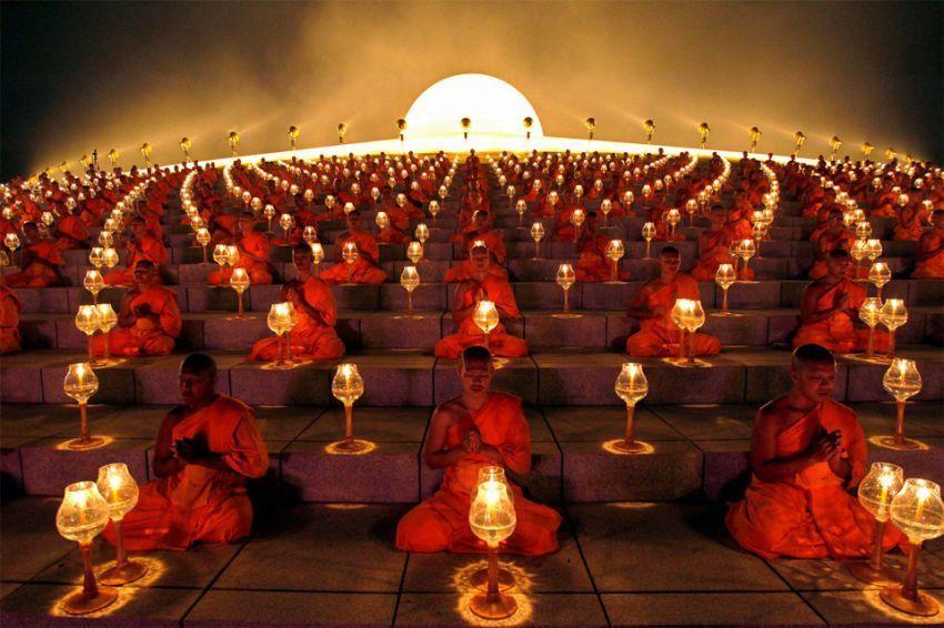 Puasa Dilakukan Untuk Melancarkan Meditasi