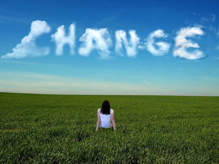 hanya kamu yang bisa membuatmu berubah