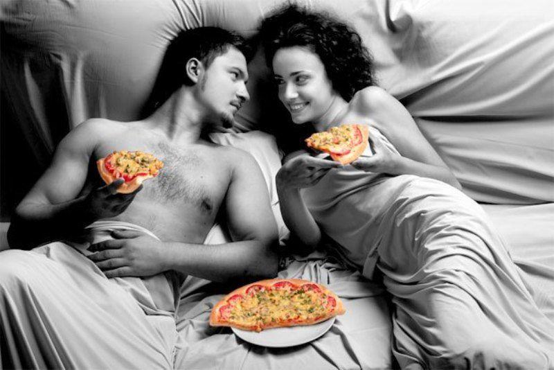 jangan makan sebelum tidur