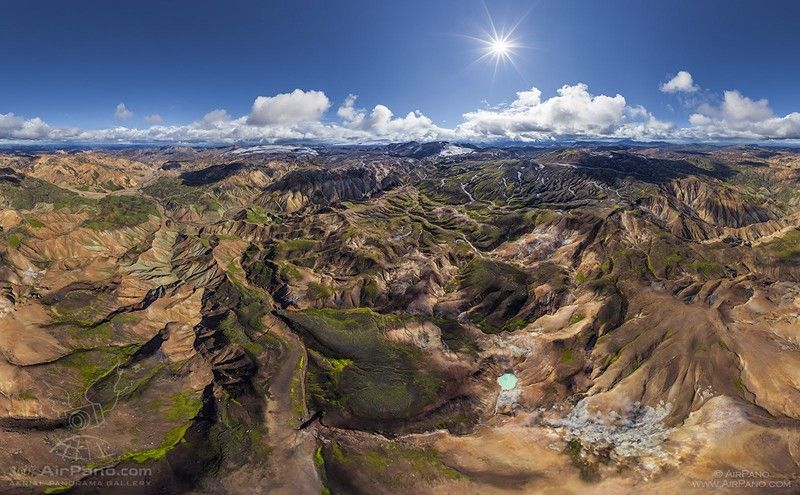 Fjallabak, Islandia