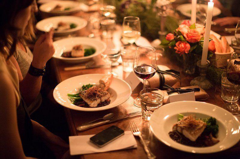menu makan malam harus seimbang