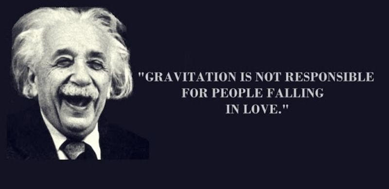 Kalau Soal Cinta Jangan Tanya Einstein