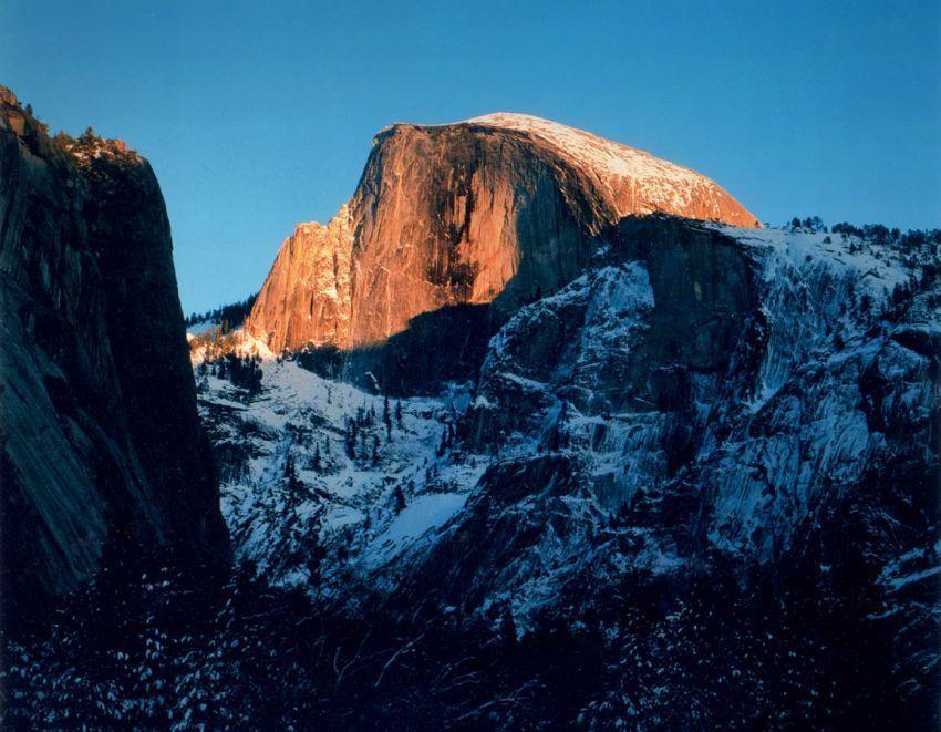 Gunung Half Dome
