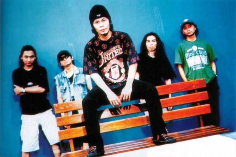 jamrud, ikon rock 90-an