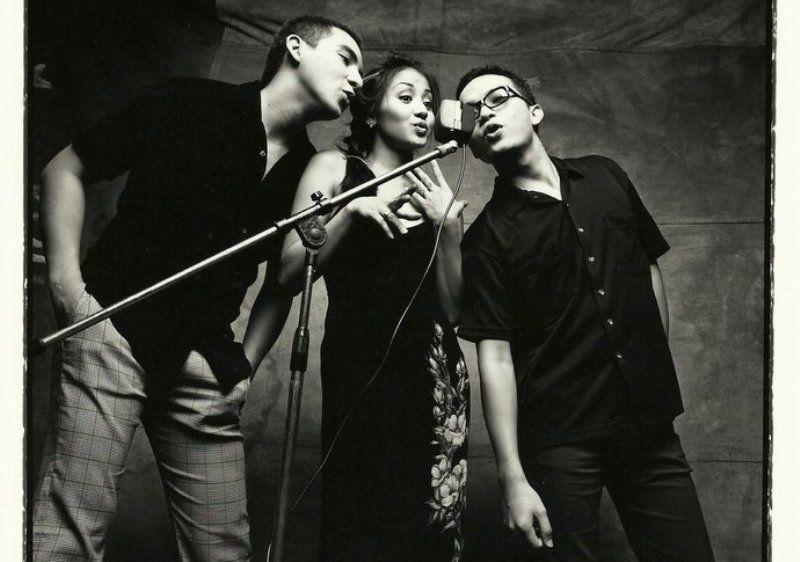 lingua, trio 90-an banget