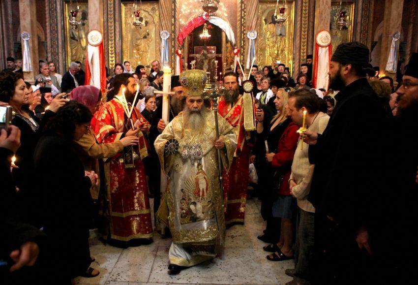 Perayaan Paskah di Gereja Ortodoks