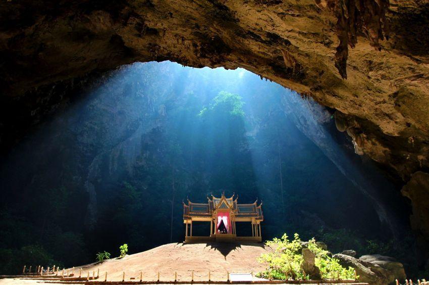 Salah satu landmark Thailand