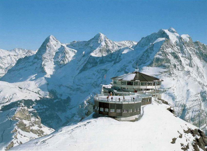 Piz Gloria, Swiss