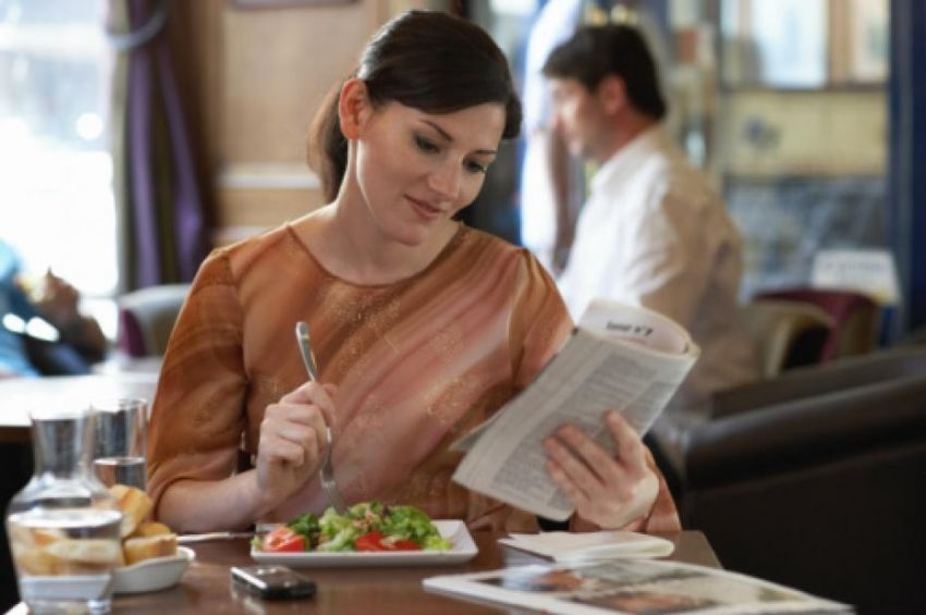reading eat