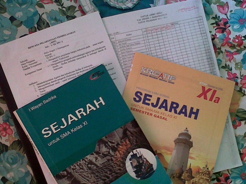 Mengenal sejarah lebih dari sekedar buku teks