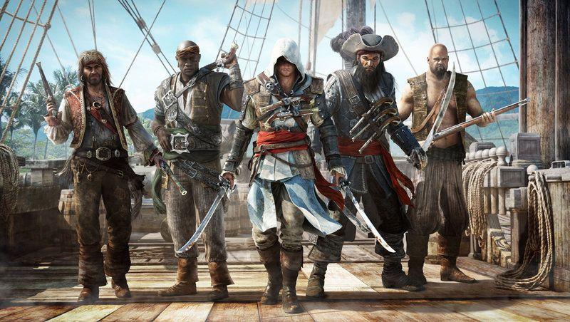 Pelajari Sejarah Bajak Laut dengan Video Game