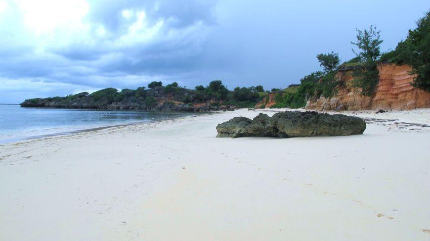 Pantai di Pulau Sabu, NTT