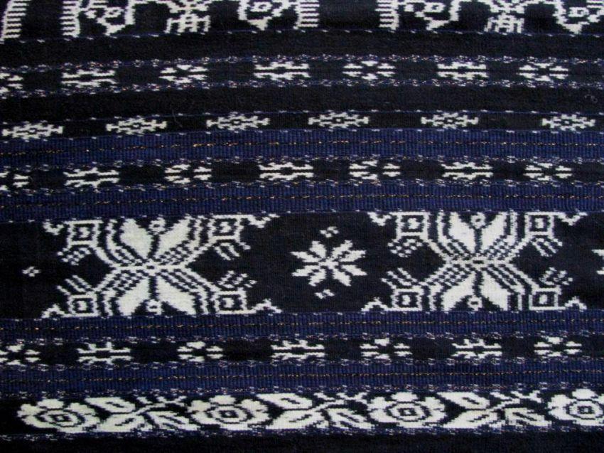 Kain khas masyarakat pulau Sabu