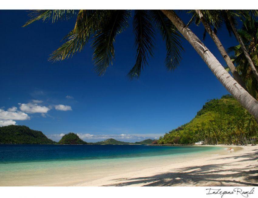 Hidden paradise yang ada di Sumatra Barat