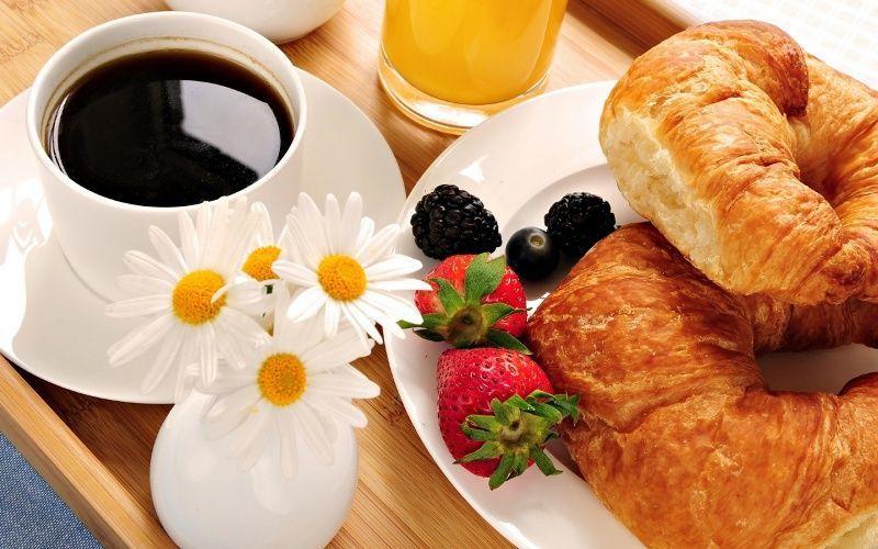 usahakan rutin sarapan