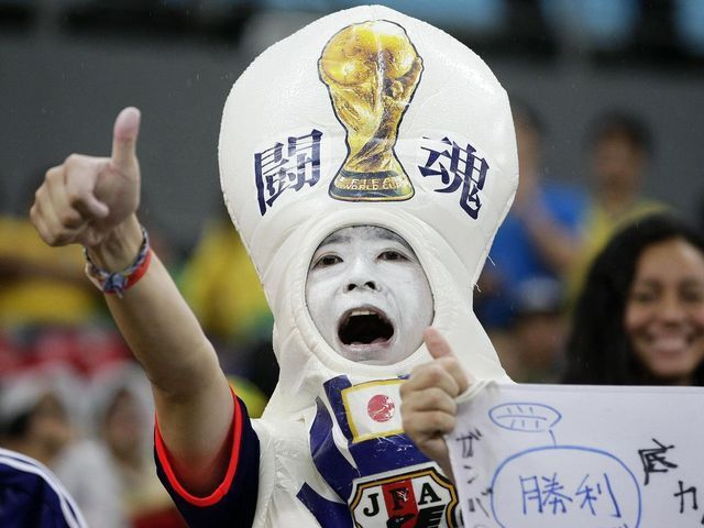 Loyalitas! Siapa sih yang gak semangat lihat timnya main di Piala Dunia