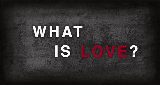 apakah cinta itu?