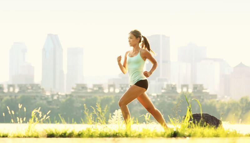 Jogging dulu biar pikiran lancar