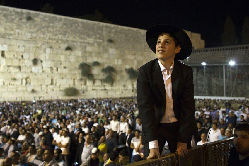 Yom Kippur di Yerusalem