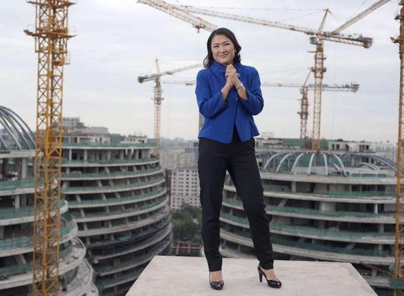 Menjadi ikon wanita perubah Cina
