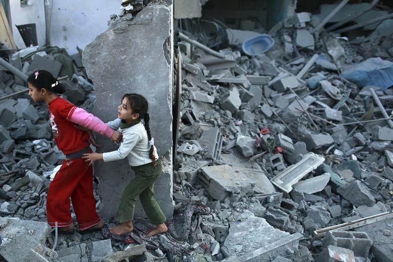 Palestina Dijatuhi hukuman koletif