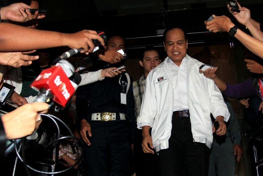 Penangkapan paksa terhadap anggota DPR yang korupsi terancam tidak bisa dilakukan