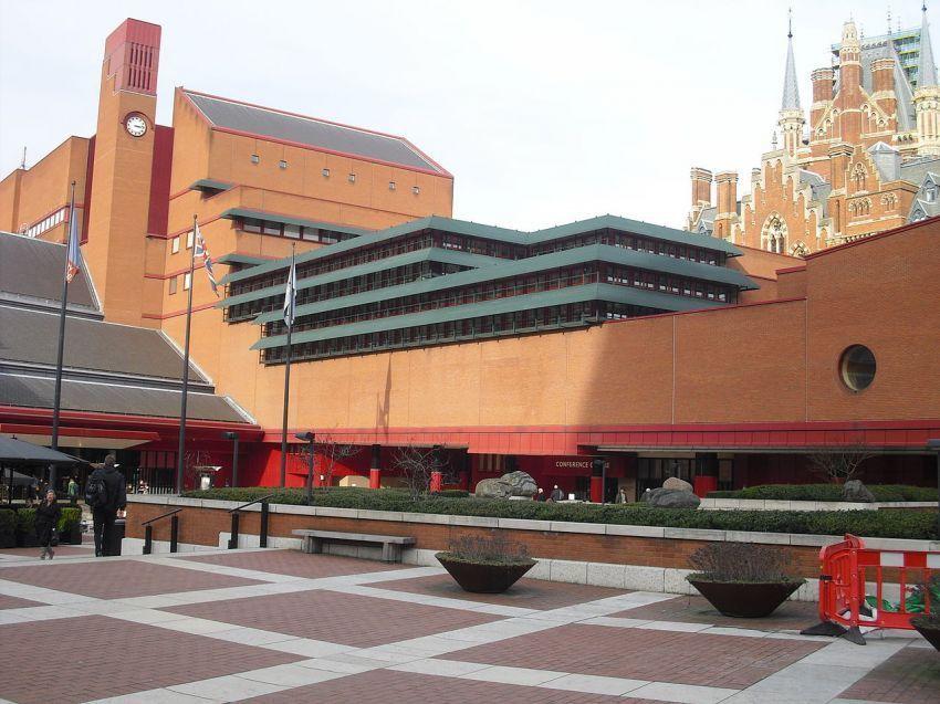 Bangunan Bristish Library
