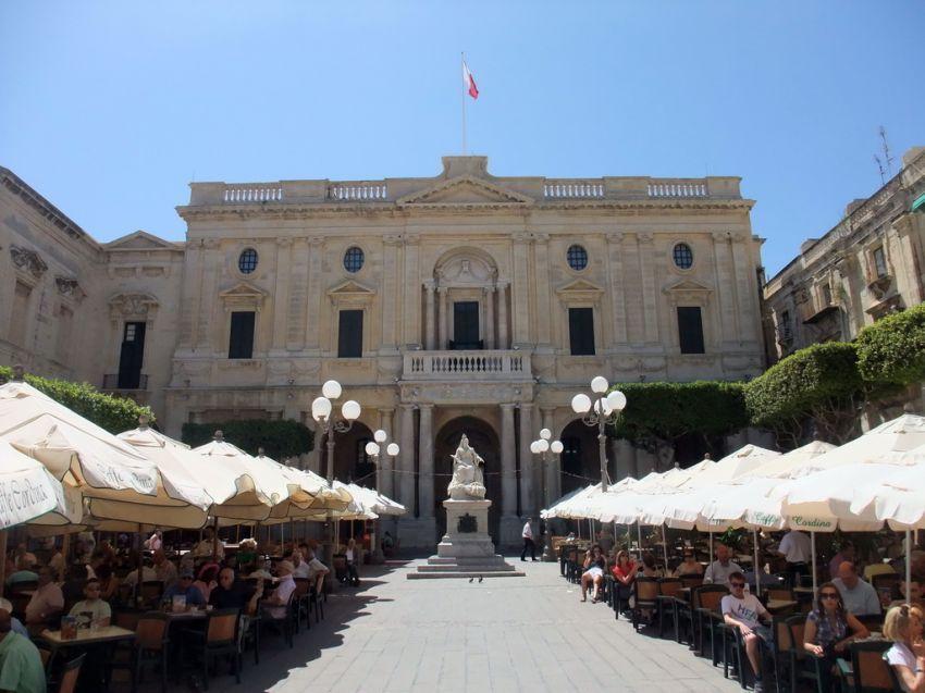 Perpustakaan Nasional Malta