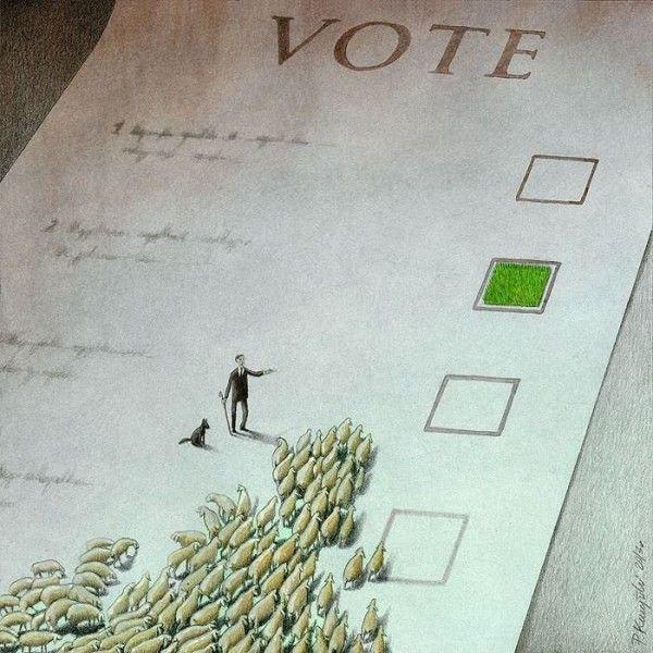 apa kabar demokrasi?