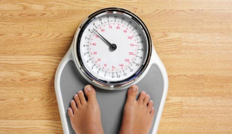 berat badan naik drastis