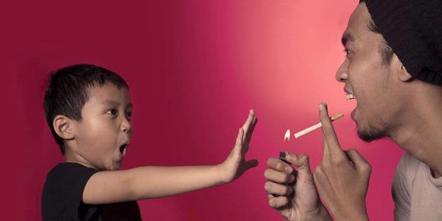 Rokok Sangat Berbahaya Untuk Anak-Anak
