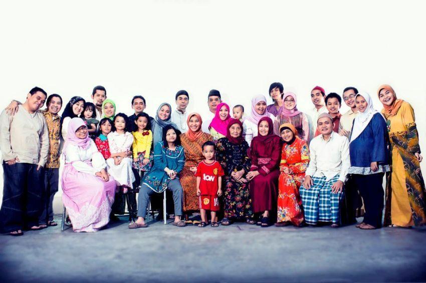 Jadi fotografer keluarga