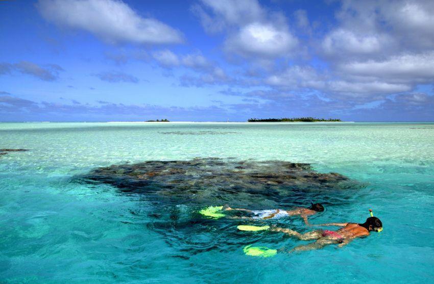 Aitutaki, Pulau Cook