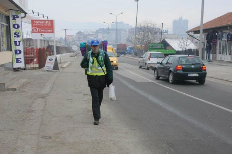 perjalanan bosnia - mekah