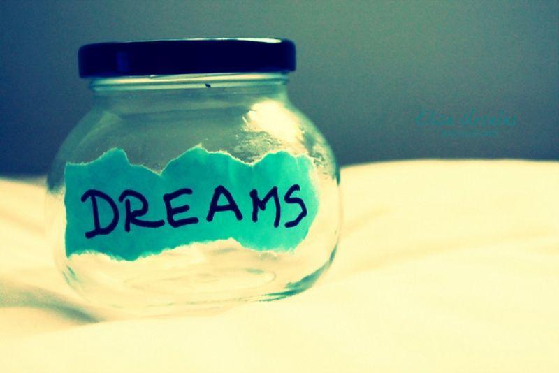 berani memilih mimpi