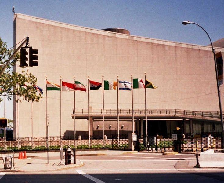 64 tahun lalu bendera kita berkibar di UN pasca mendukung kemerdekaan Israel