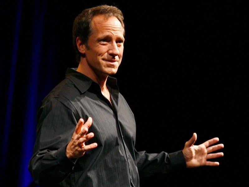 Mike Rowe di TEDx Talks