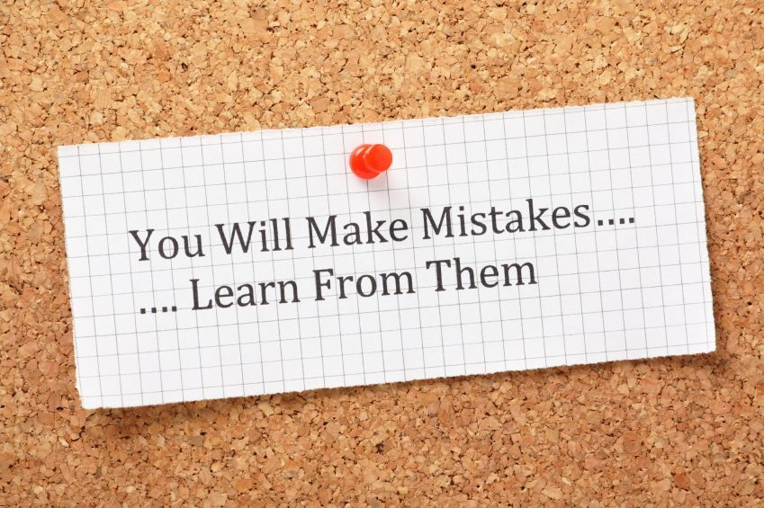 belajar dari kesalahan