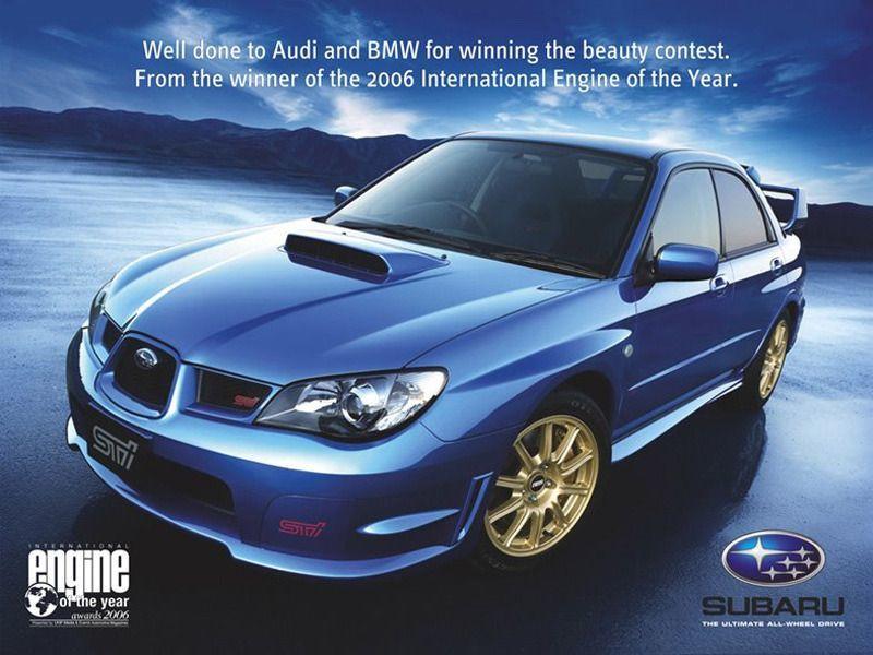 Menang kontes kecantikan aja bangga, kata Subaru