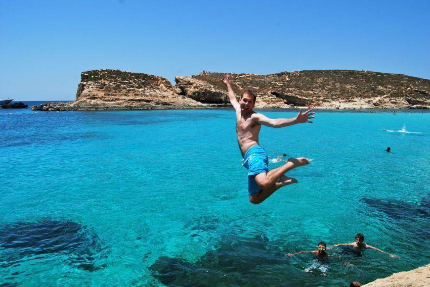 Pulau Comino, Malta