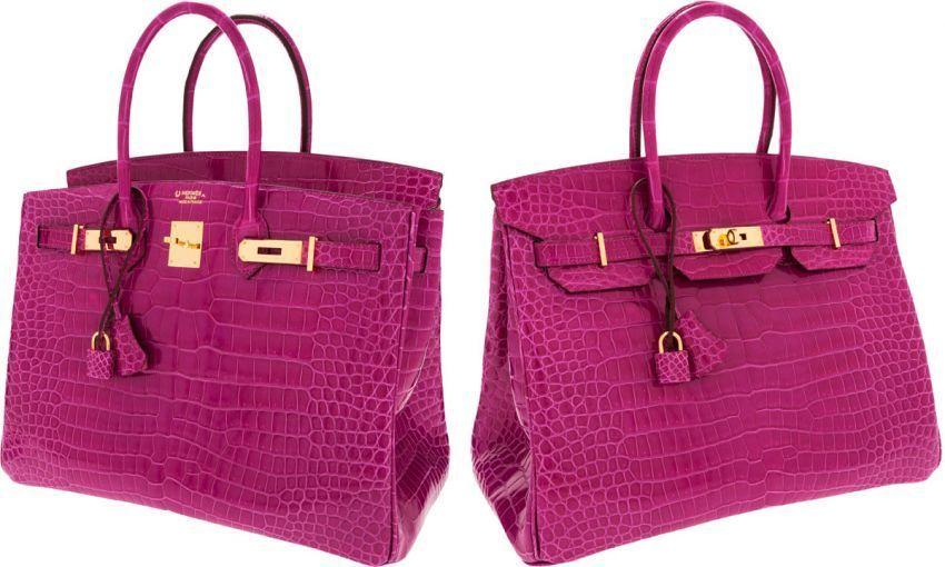 Tas ini harganya 900 juta lho