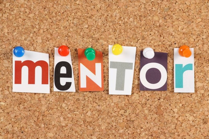 nggak cuma bos, kamu butuh mentor