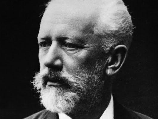 Tchaikovsky, Komposer Musik