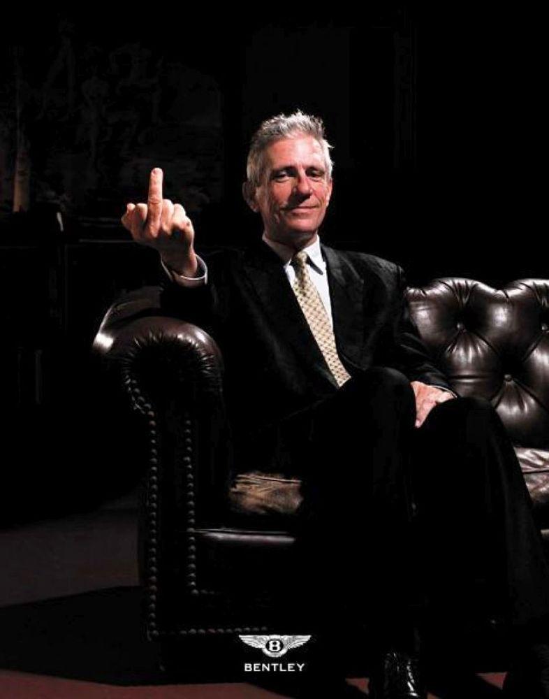 Chairman Bentley